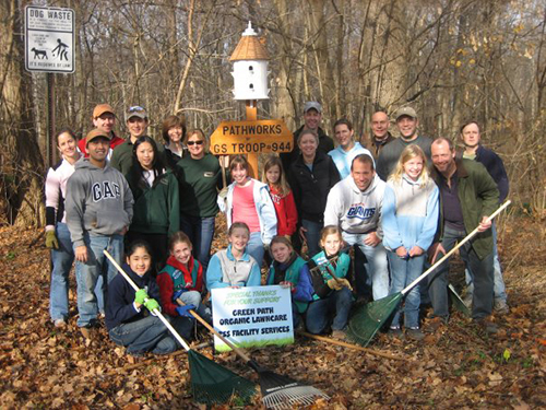 Milton School Pathworks & Troop 944