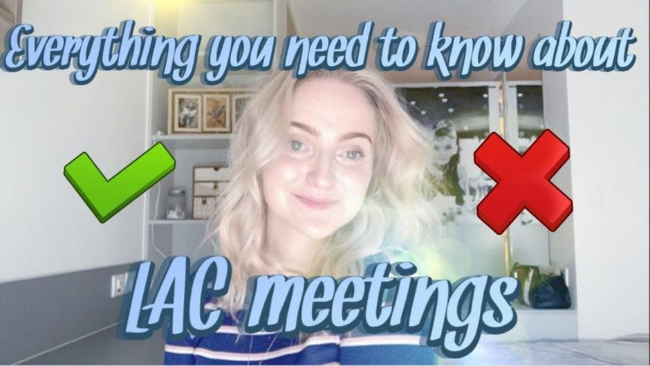 Everything you need to know about LAC reviews and meetings