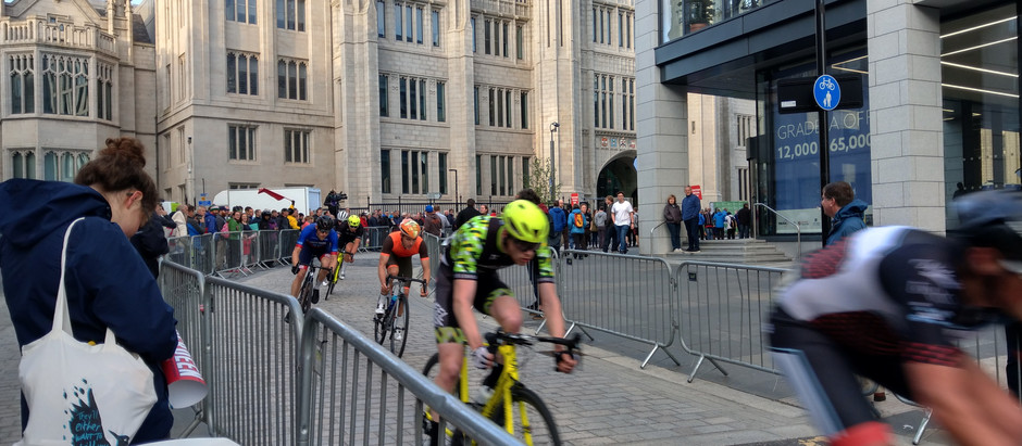 The OVO Energy Tour Series comes to Aberdeen