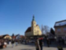 Samabor main square