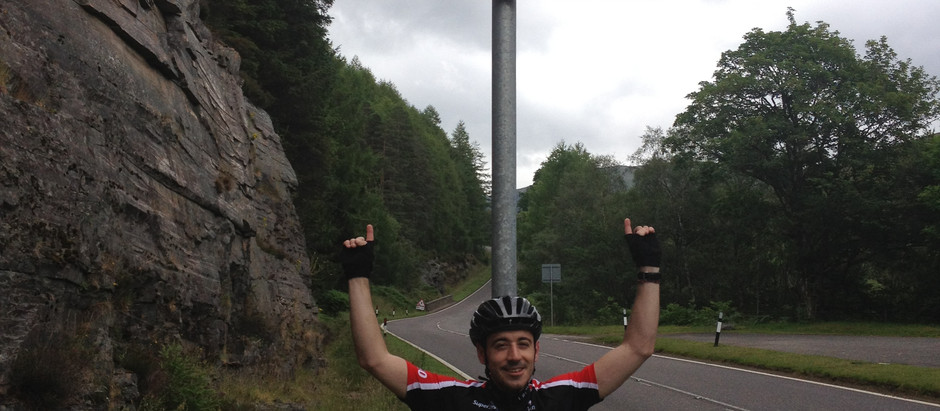 Epic Routes – Cycling the Scottish Hebrides: Ullapool to Inverness – my worst day on the bike.