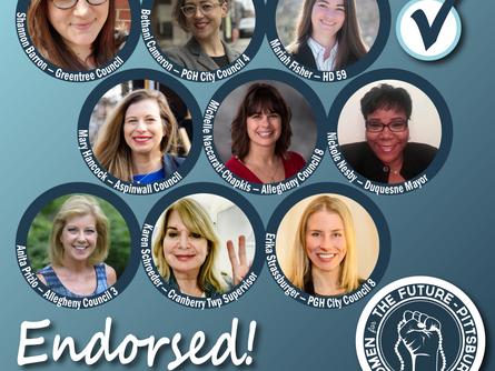 Spring 2021 Endorsements