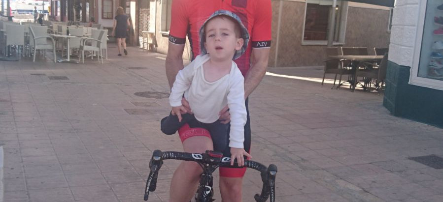 Cautionary Tales - Cycling with Kids