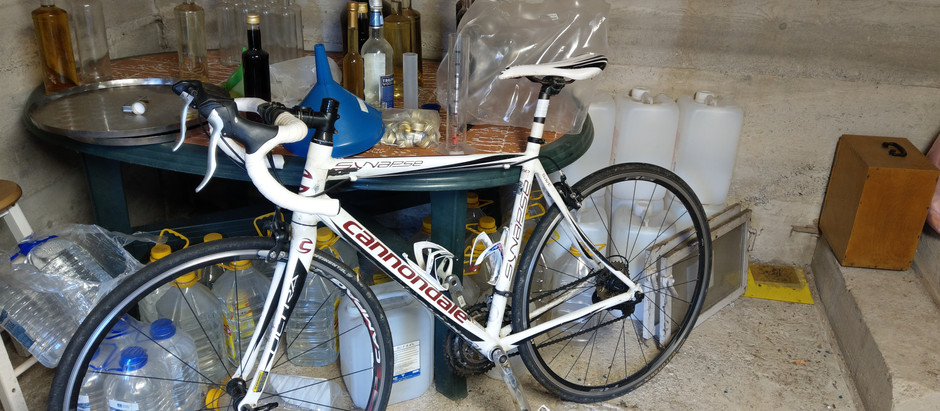 Shipping your bike abroad