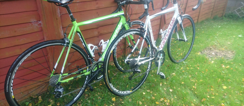 Beginner Cyclist Questions