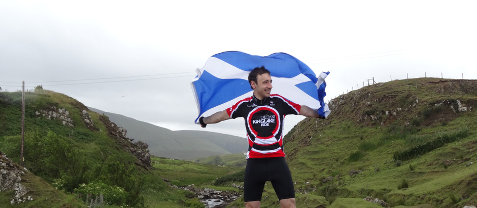 Epic Routes – Cycling the Scottish Hebrides:  The Skye's the Limit (for my body)