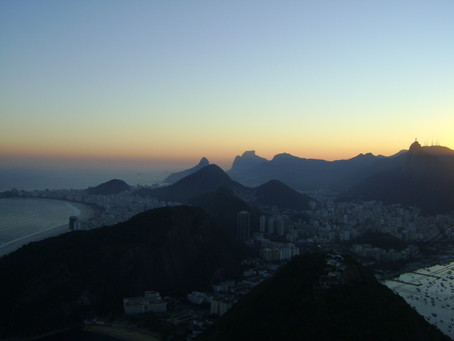 Running Rio - Conference Stress Buster