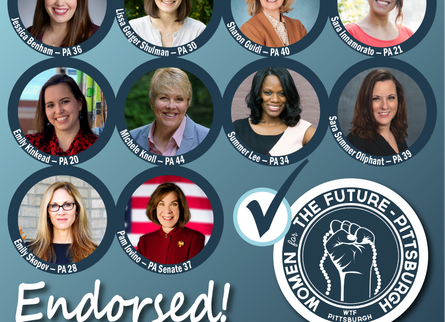 Fall 2020 Endorsed Candidates