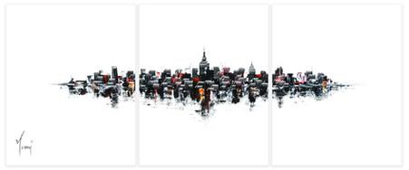 NYC Skyline - Classic