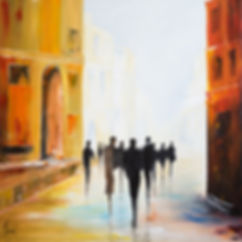 paintings by yvoni followers