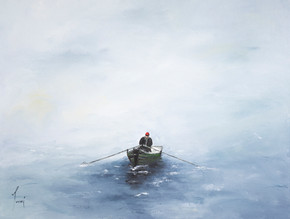 """""""The Man and the Sea"""""""