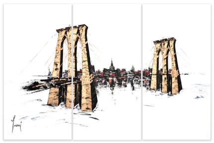 Brooklyn Bridge - Classic