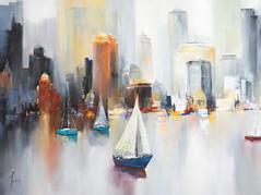 """""""Midtown Sailing"""""""