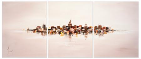 NYC Skyline - Sand