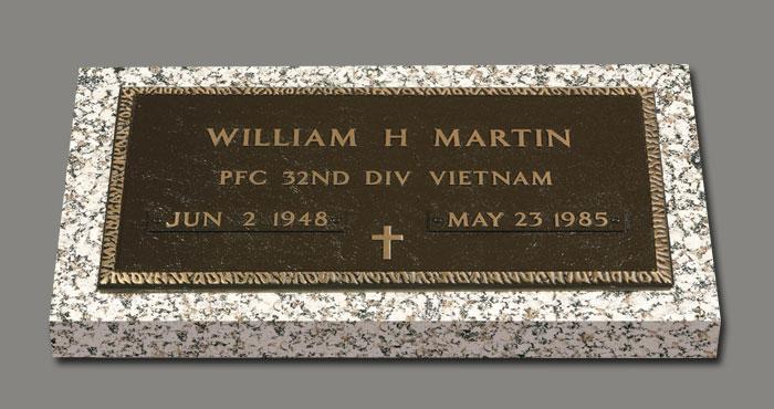 Veteran Individual no Vase