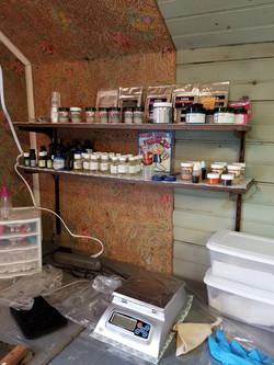 Micas and Essential Oils