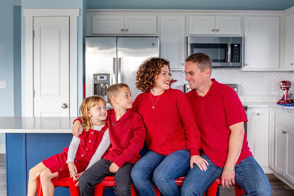 Corolla Family Portrait Session