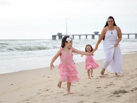 Mom's the Word! - Nags Head Beach Portraits