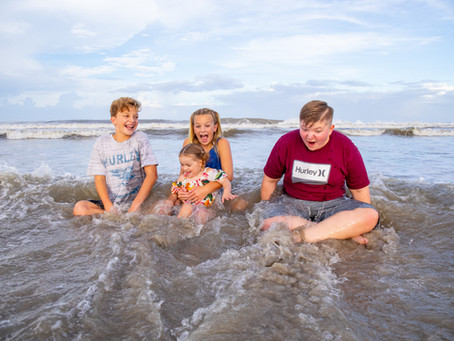 Let's Play all Day! | Corolla NC Portraits