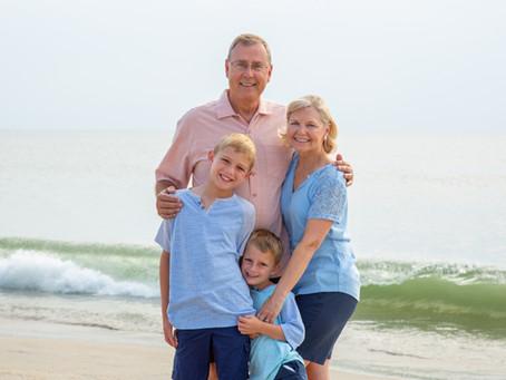 Corolla Beach Portraits | Returning Families  Part 1
