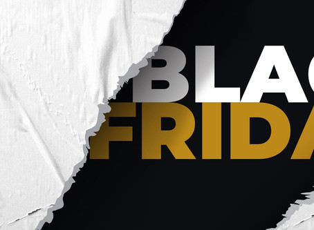 We're turning BLACK FRIDAY into GOLD 🎁 -30% sitewide!