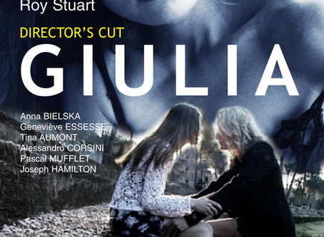 Free Giulia DVD with your order!