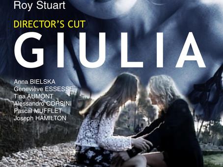 This Christmas, Studio C offers you GIULIA on DVD !