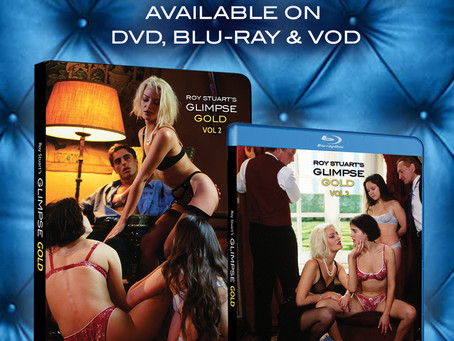 Glimpse Gold Vol 2 is here! Own it on Blu-ray, DVD & VOD!