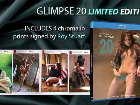 Glimpse 20 limited edition is here !