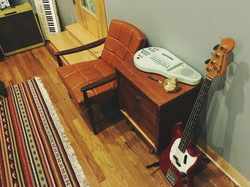 Bass Guitar Studio B