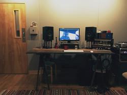 Controls in Studio B