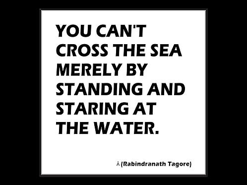 Cross the sea