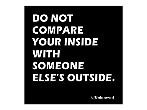 Your inside is yours