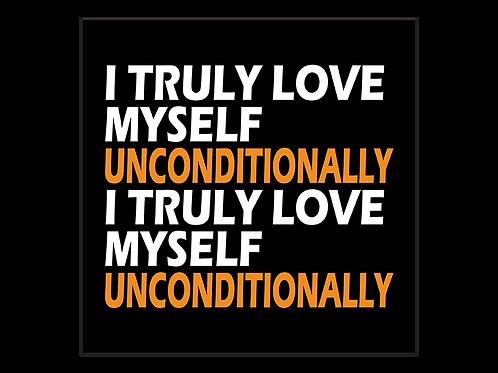 I truly love myself