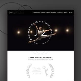 Jennifer Zmuda Website
