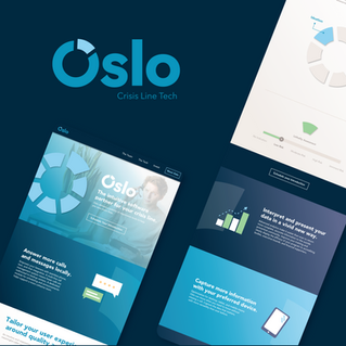 Oslo Crisis Line Tech Website Design