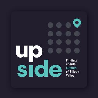 Upside Logo & Podcast Artwork