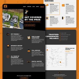 GPro Website