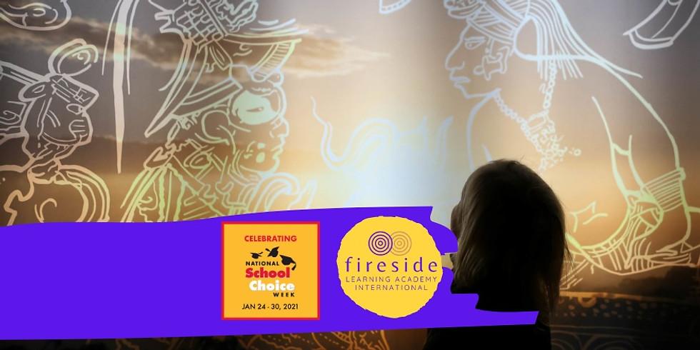 Explore Mayan Calendars + Mathematics (virtual)   School Choice Week Celebration