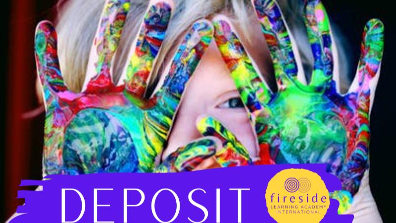 Deposit for Fireside Learning Academy