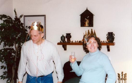 Janet & Frank