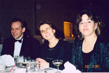 Frank, Janet & Pat