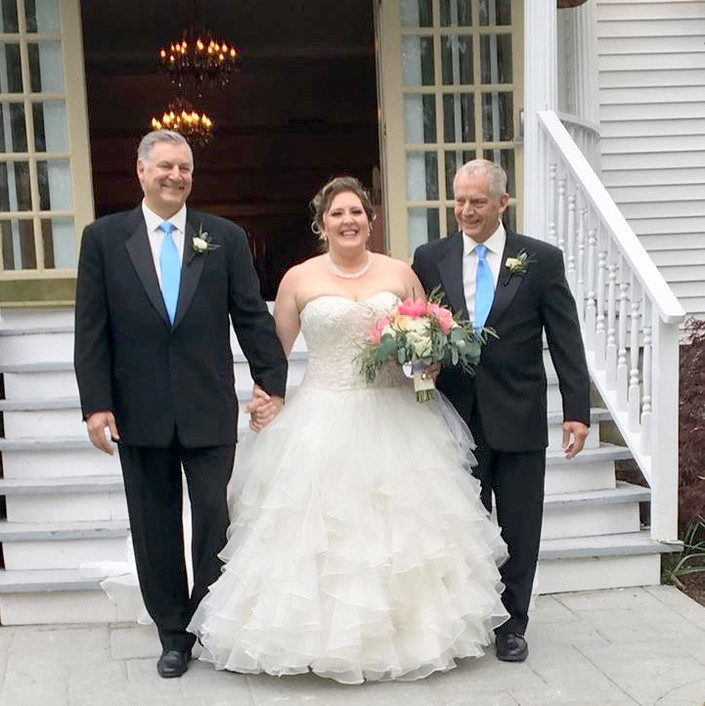 Bob, Amanda & Frank