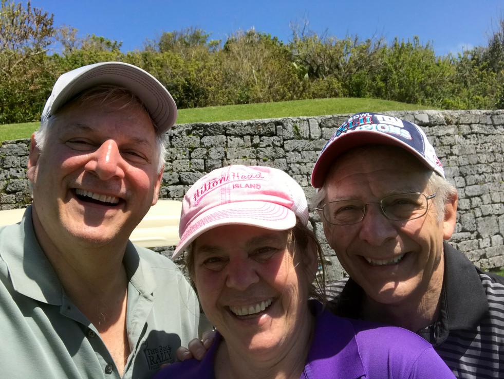 Bob, Pat & Frank