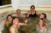 Hot Tub Family
