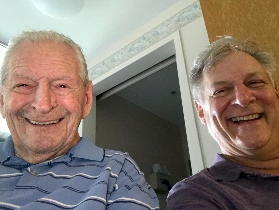 Frank & Bob