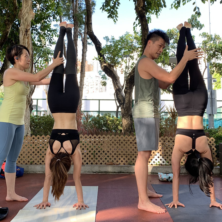 Power in Inversions (Outdoor)