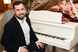 wedding pianist cheshire