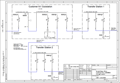 detailed electrical design