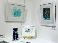 '50' works by Trena Lowe at Gloucester G